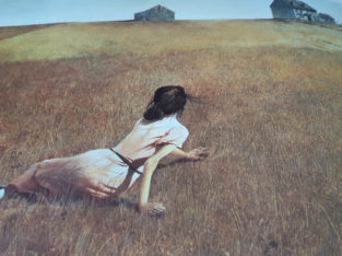 Art print – World of Christina – by Wyeth
