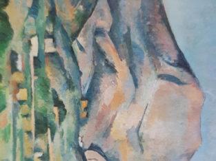 Paul Cezanne Monatagne Sainte Victoire