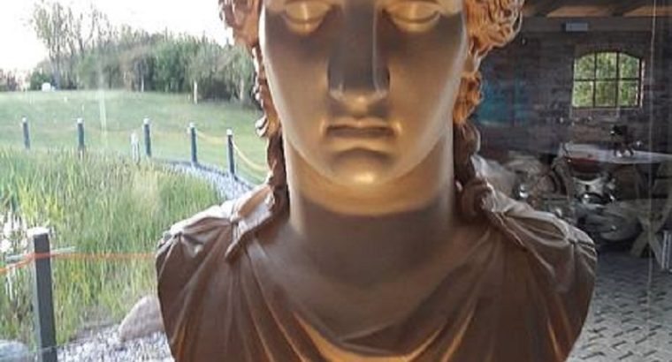 Bust, goddess of Hera Juno, by the brothers Michel