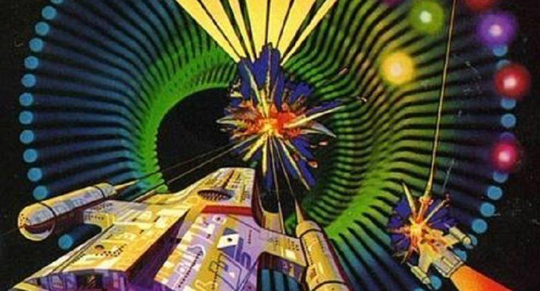 Invaders from Hyperspace in original packaging