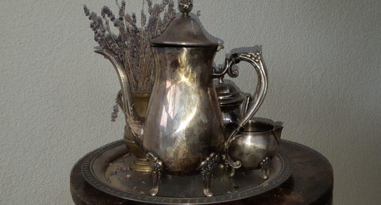 Silver Jug Moroccan