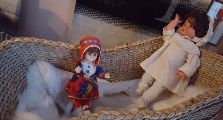 old dolls from finland