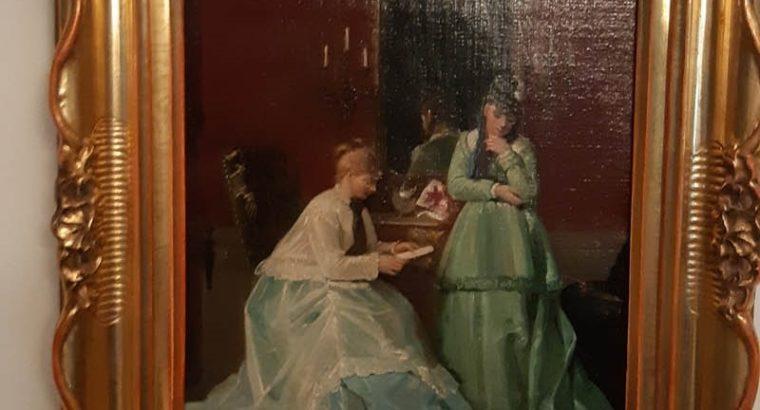 baroque women