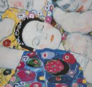 Painting Gustav Klimt?