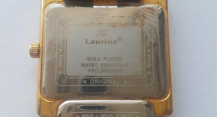 Laurine Doppeluhr