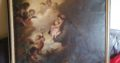 Oil Paint of Murillo: Vision of Holy Antonius