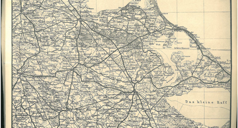 Map Collection Germany