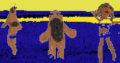 Pixelart – Locked in Floppy disk