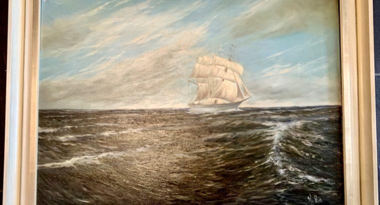 Ship ocean