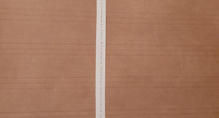 Kokoschka – Nachdruck – Reprint