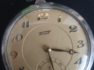 Tissot Taschenuhr – Pocket Watch