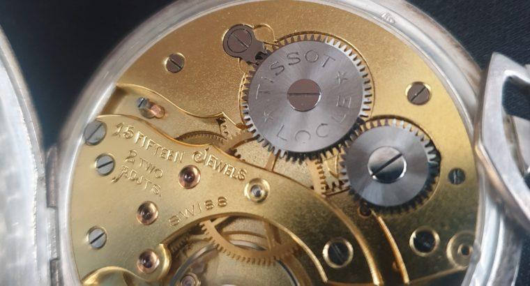Tissot Taschenuhr – Pocket Watch