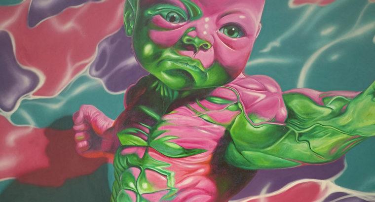 Wynwood Walls Baby