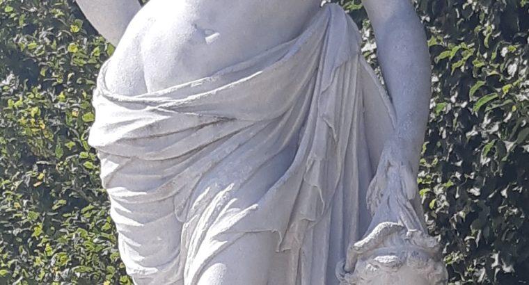 Stone Statue Schoenbrunn