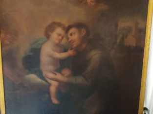 painting Bartolomeus Estevan Maurillo