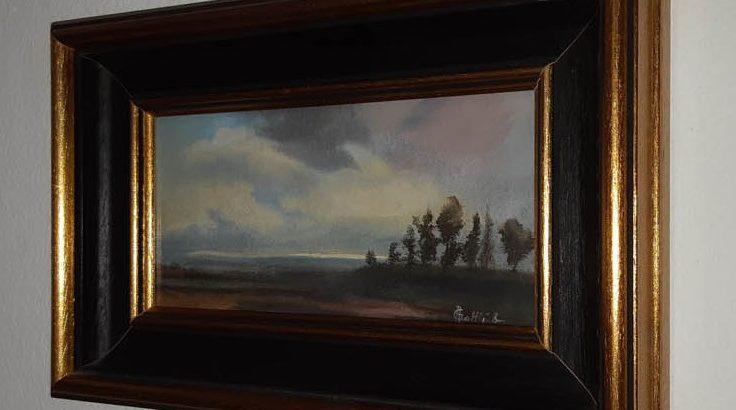 Painting Gottlieb?