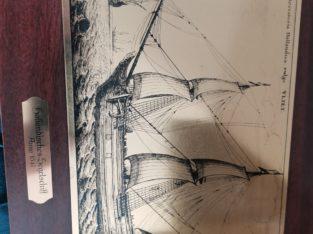 Dutch ship – Holländisches Segelschiff anno 1647