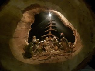 nativity scene  – christmas crib