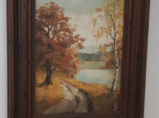 Painting 4 Seasons
