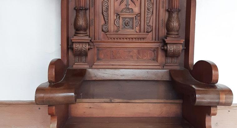 Throne of Neuberg