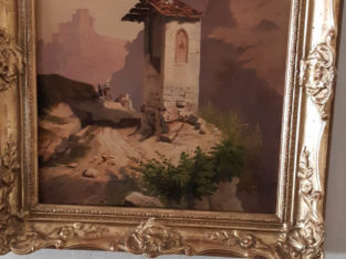 Landscape Painting: where is that?