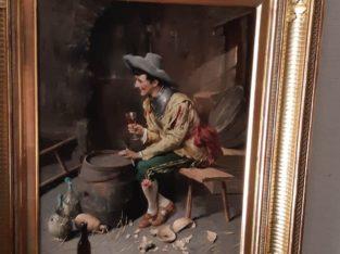 Peasant paintings