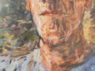 Oskar Kokoschka Portrait