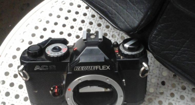 Cameras / photo bags from the 70s / 80s – Fotoapparate/Fototasche aus den 70er/80er Jahren