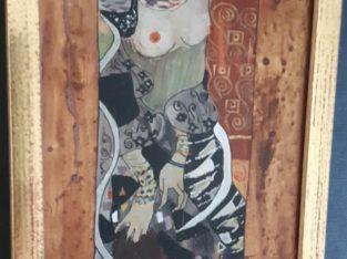 Gustav Klimt Judith II (Salome)