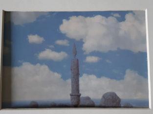 Rene Magritte – Souvenir de voyage
