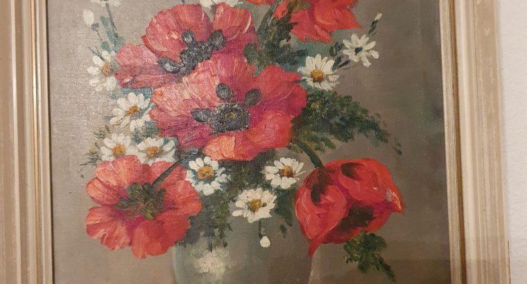 Still life painter Siewert