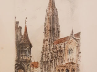 Drawing Freiburg