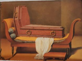 René Magritte, Perspective: Madame Récamier David