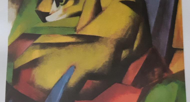 Franz Marc Print