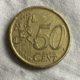 Error Coin Belgium / Fehlprägung Belgien 1999 50 cent