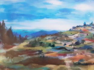 Malka Tawil Holan Painting