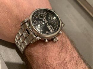 Montblanc Meisterstück Chronograph 7016
