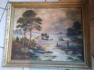 Landscape Paintings – Landschaftsbilder