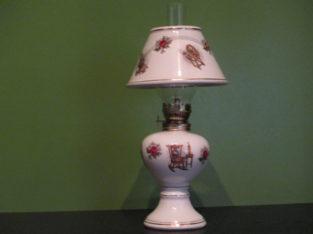 Oil lamp – Öllampe