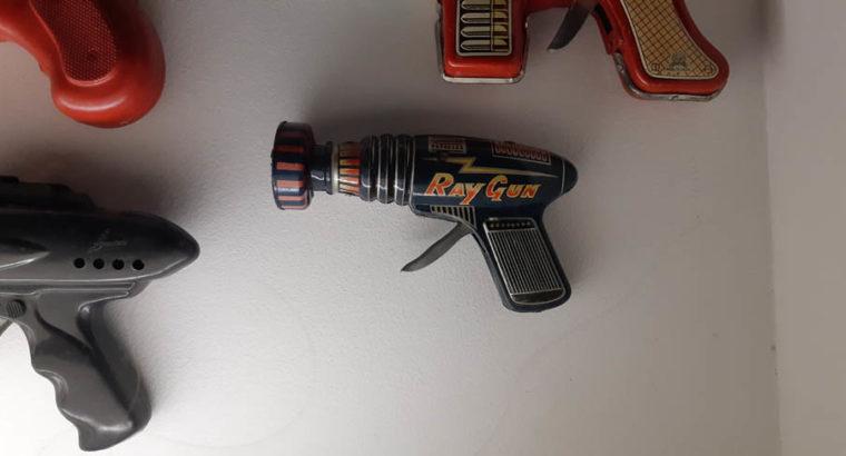 Vintage Toy Guns