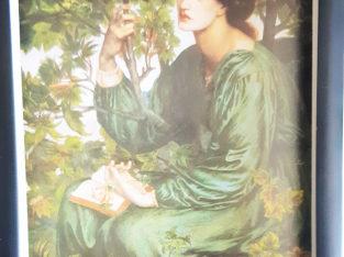Rossetti Dante Gabriel Daydream