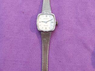 Vintage Dugena wristwatch ladies, Armbanduhr Damen