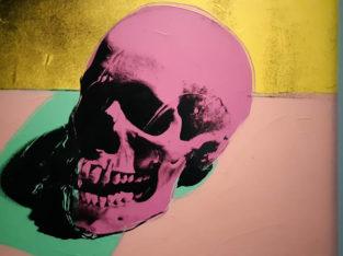 Warhol Skull