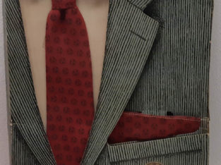 Vintage tie knot aid – Boy's Ready Knot