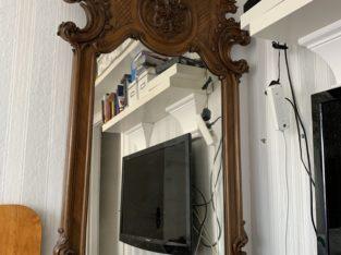 Trumeau/ Pfeilerspiegel