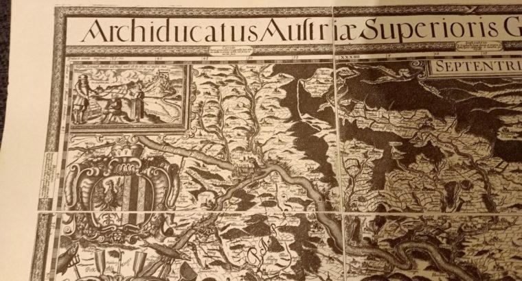 Archiducatus Austriae superioris geographica …