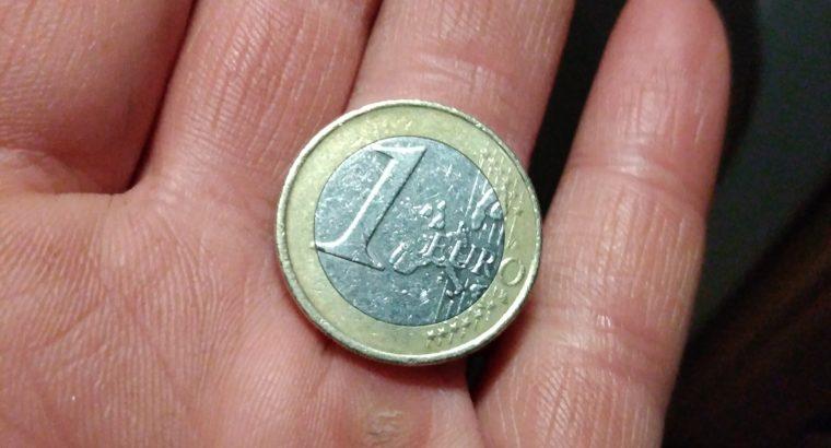 Error mint coin ? Fehlprägung oder nicht 1€ Münze