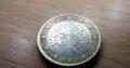 1€ Coin / Münze 2000
