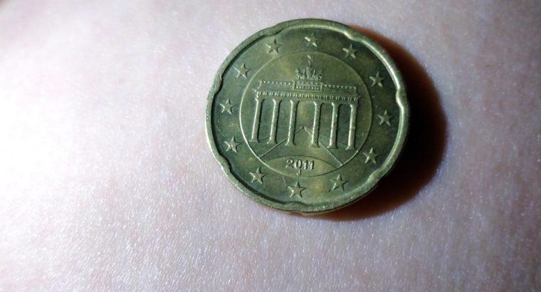 20 Cent 2011 Coins
