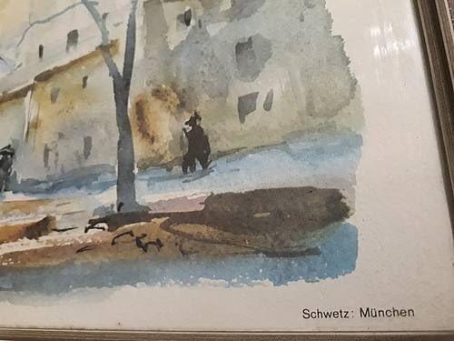 """Schwetz """"München"""" Munich"""